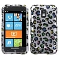 BasAcc Silver Colorful Leopard Case for Samsung Focus S I937