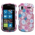 BasAcc Stitching Garden Protector Case for Samsung Focus I917