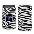 BasAcc Zebra Skin Protector Case for Samsung Haven U320