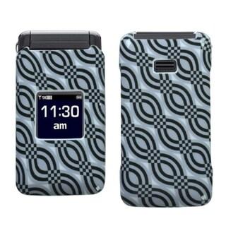 INSTEN Vintage Checker Protector Phone Case Cover for Samsung Haven U320