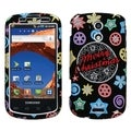 BasAcc Xmas Light Sparkle Protector Case for Samsung Epic 4G D700