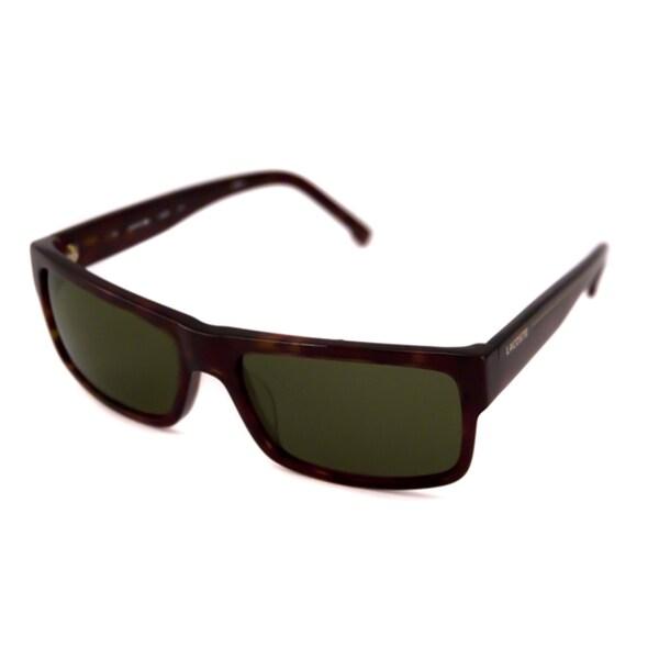 Lacoste Men's L609S Rectangular Sunglasses