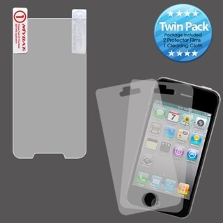 INSTEN Clear Screen Protector for Samsung Eternity A867 (Pack of 2)