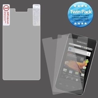 BasAcc Screen Protector for Samsung Galaxy Prevail M820 (Pack of 2)