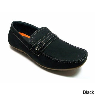 Delli Aldo Men's Casual Slip-on Driving Moccasin Shoes