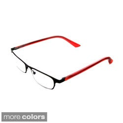 Hot Optix Women's Spring-Hinged Temples Reading Glasses