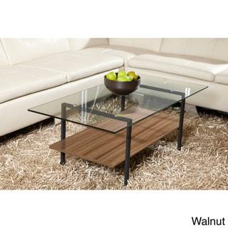 Modern Glass Coffee Table by Jesper Office