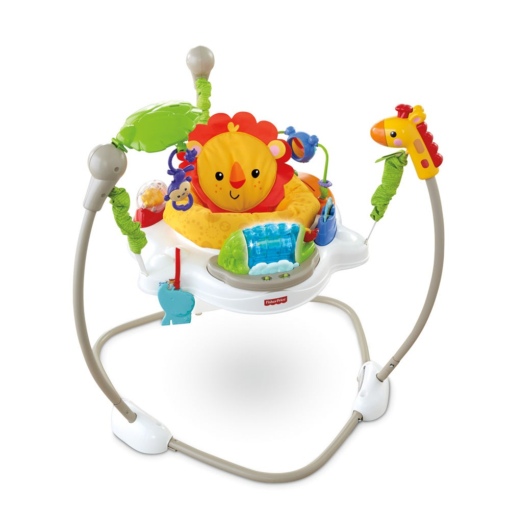 Fisher-Price Rainforest Friends Jumperoo at Sears.com