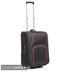 Nautica Catamaran II 21-inch RX Small Carry-on Rolling Upright Suitcase