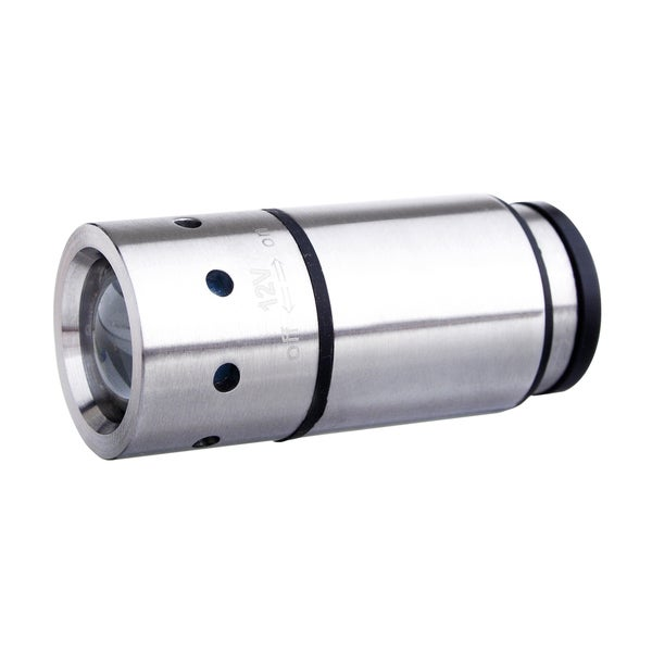 Cigarette Lighter Rechargeable 12-lumen Flashlight