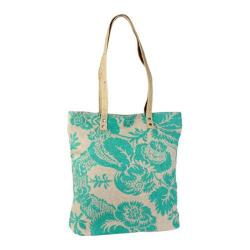 Women's Amy Butler Ginger Tote Leaf