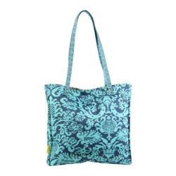 Women's Amy Butler Sarah Tote Fanfare Flowers Midnight