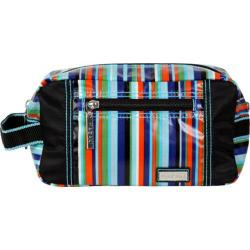 Women's Hadaki by Kalencom Travel Essentials Kit Mardi Gras Stripes