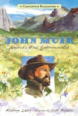 John Muir: America's First Environmentalist (Hardcover)