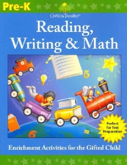 Gifted & Talented Reading, Writing & Math: Pre-k (Paperback)