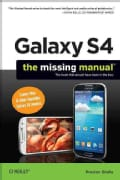 Galaxy S4: The Missing Manual (Paperback)