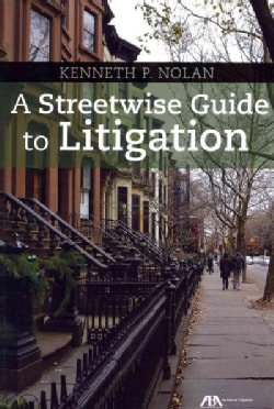 A Streetwise Guide to Litigation (Paperback)