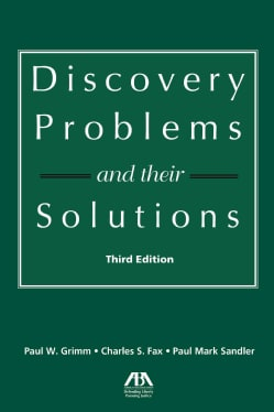 Discovery Problems and Their Solutions (Paperback)