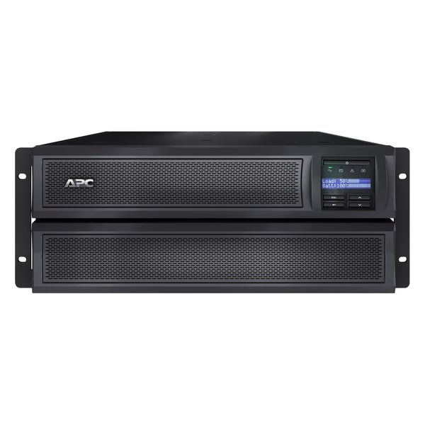 APC Smart-UPS X 2000VA Rack/Tower LCD 100-127V