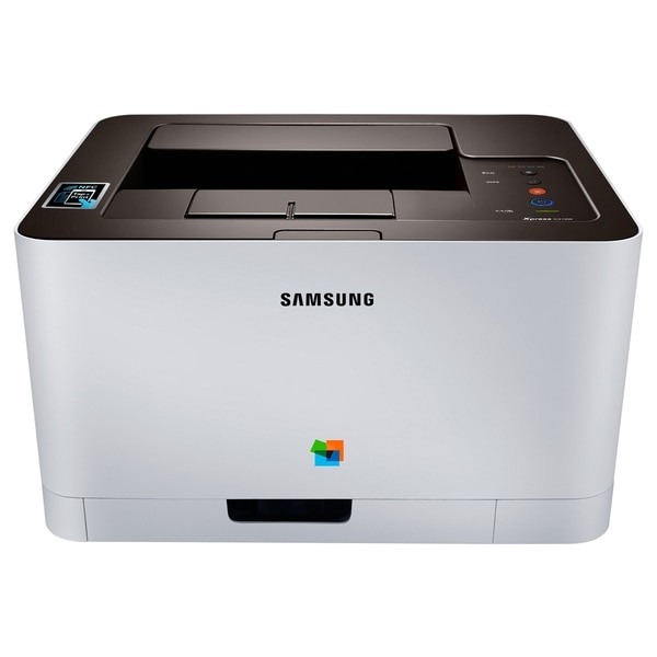 Samsung Xpress SL-C410W Laser Printer - Color - 2400 x 600 dpi Print