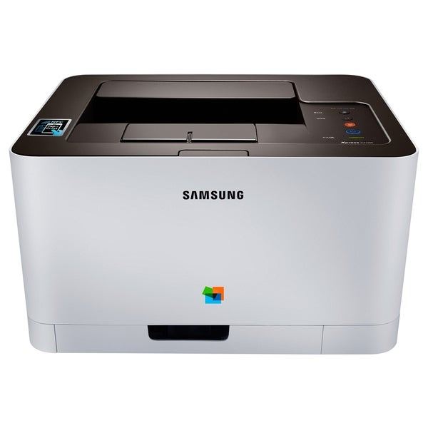 Samsung Xpress SL-C410W Laser Printer - Color - 2400 x 600 dpi Print (As Is Item)