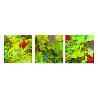 Bueno 'Abstract' 3-piece Wall Art Set