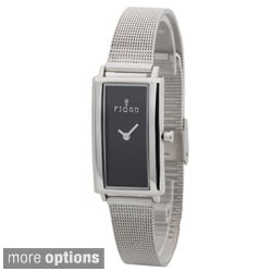 Fjord Women's 'Gyda' Stainless Steel Watch