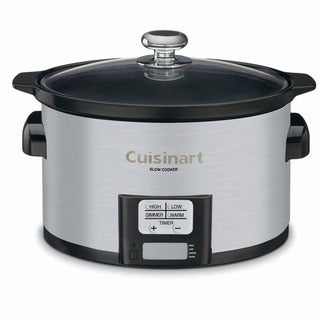 Cuisinart PSC-350FR 3.5-quart Slow Cooker (Refurbished)