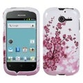 BasAcc Spring Flowers Case for Huawei M866 Ascend Y