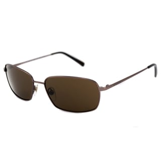 Michael Kors Men's MKS152M Birmingham Rectangular Sunglasses