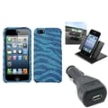 BasAcc Car Charger/ Dashboard Holder/ Case for Apple iPhone 5