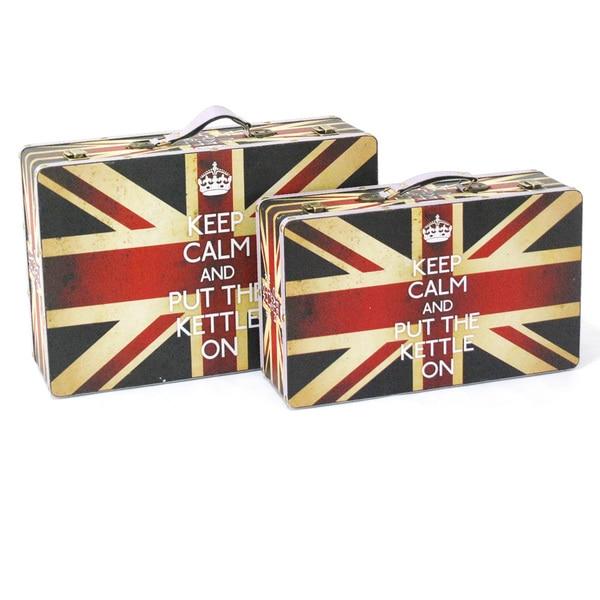 Britannia Suitcases