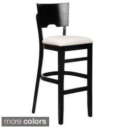 Card Beechwood Bar Stool