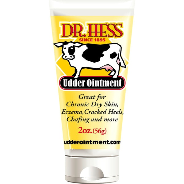 Dr Hess Udder Ointment 2-Ounce Tube
