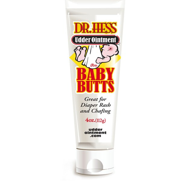 Dr Hess Udder Ointment for Baby Butts