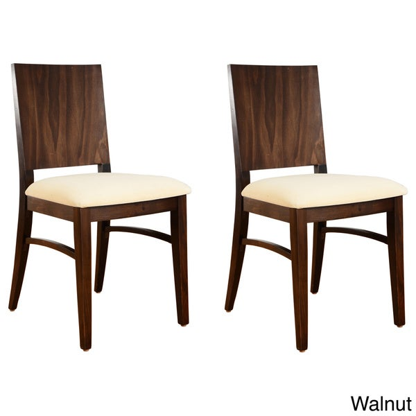 Con Upholstered Side Chairs (Set of 2)