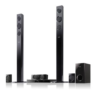 Panasonic SC-BTT196 5.1 CH Home Theater System with 3D Blu-ray Player (Refurbished)