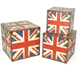 Union Jack Trunks