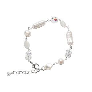 JonCar White Elegance Bracelet