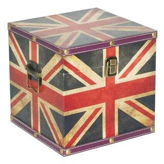 Britannia Wooden Storage Box