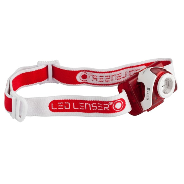 Red 180 Lumen Headlamp
