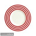 Red Vanilla Freshness Red Salad Plates (Set of 6)