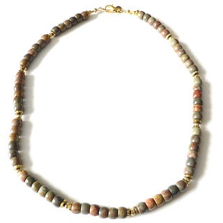 Palmtree Gems 'Conrad' Men's Necklace