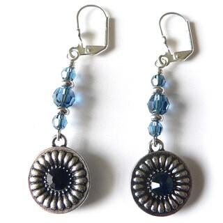 Palmtree Gems 'Paige' Dangle Earrings