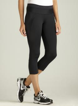 Calvin Klein Back Zipper Pocket Performance Legging
