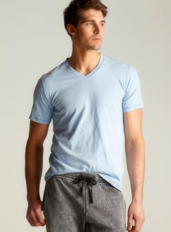 Michael Brandon V-neck Tee