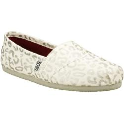 Women's Skechers BOBS Tiger Eye White