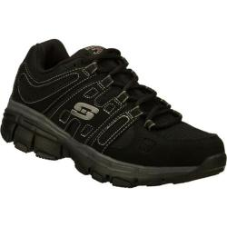 Men's Skechers Bravos Black/Gray