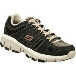 Men's Skechers Bravos Navy/Gray