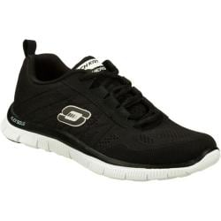 Women's Skechers Flex Appeal Sweet Spot Black/White